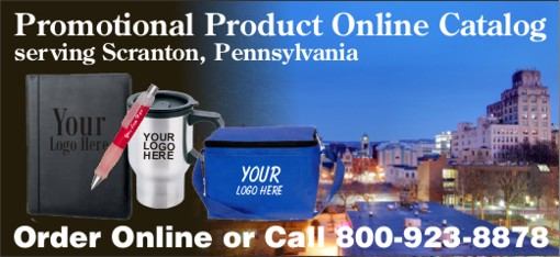 Promotional Products Scranton, Pennsylvania